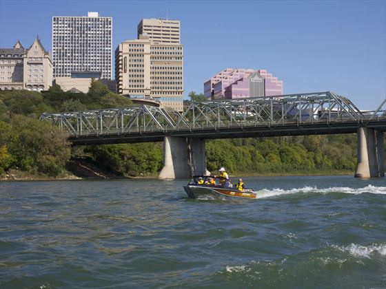 Black Gold River Tours, Edmonton