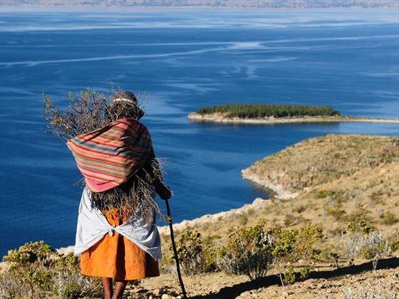 Bolvia Tha Vast, Lake Titicaca