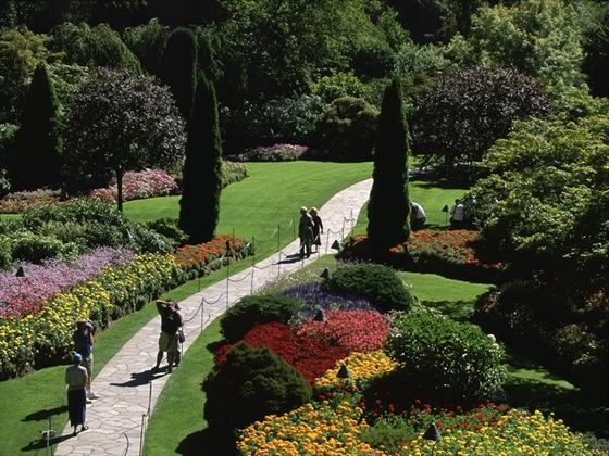 Butchard Gardens, Victoria