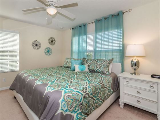 ChampionsGate Resort Townhomes King Bedroom