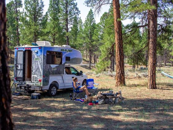 America Motorhome Holidays 2019/2020 from American Sky