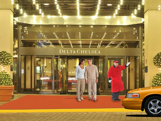 Hotel Eaton Chelsea Toronto