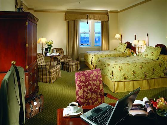 Deluxe view guestroom