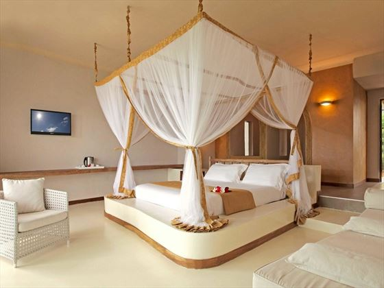 Room at Gold Zanzibar Beach House & Spa