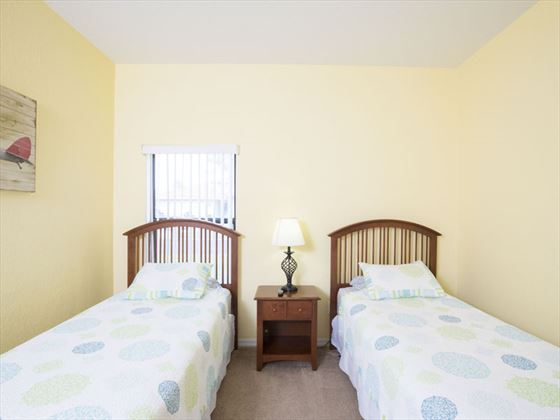 Example of High Grove Homes  - Twin Room