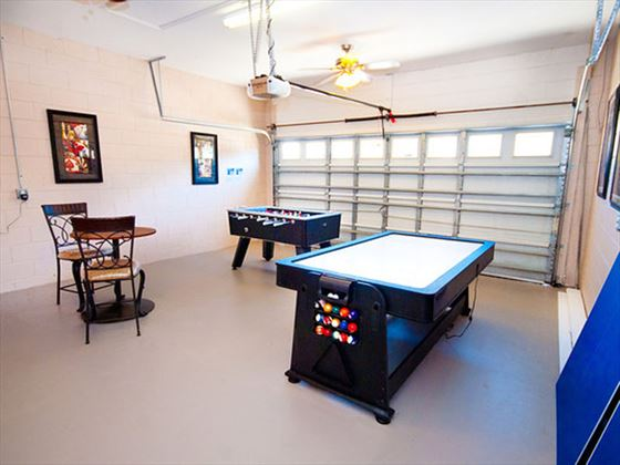 41 Highlands Reserve games room