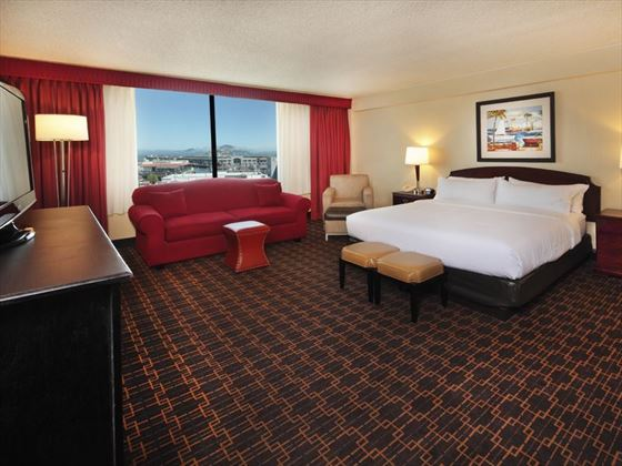Holiday Inn Fisherman's Wharf - King Room Deluxe View