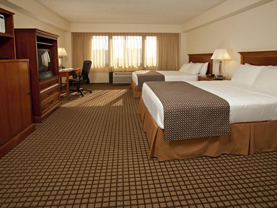 Double Guestroom at International Palms Resort, International Drive