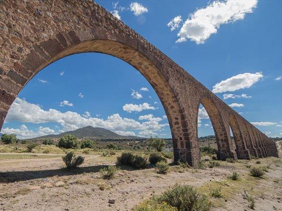 Teotihuacan Padre Tembleque Aquaduct