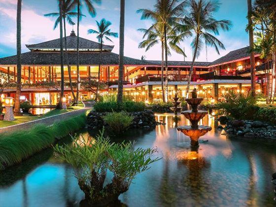 Melia Bali Gardens View