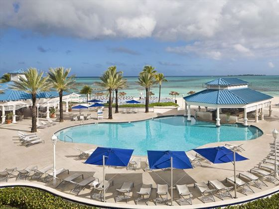 Melia Nassau Beach Main Pool