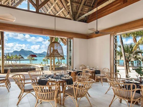 Mosaic Restaurant at Preskil Island Resort