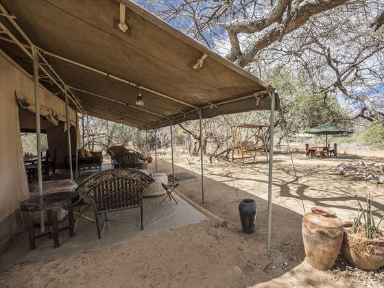 Porini Amboseli Mess Tent