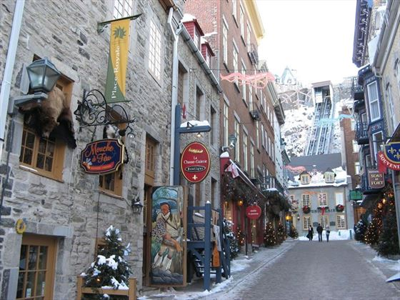 Historic Quebec City