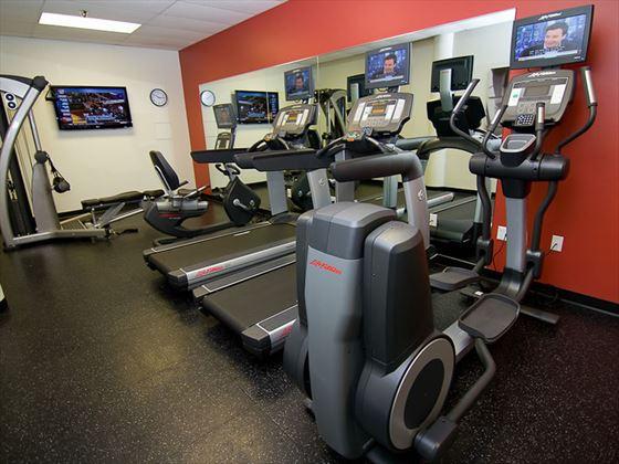 Hotel Zephyr fitness centre