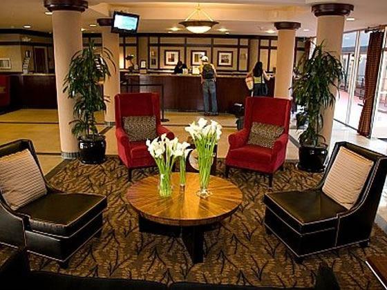 Hotel Zephyr lobby