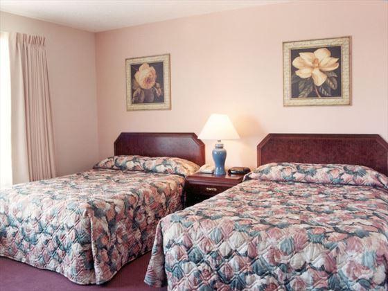 Double guestroom