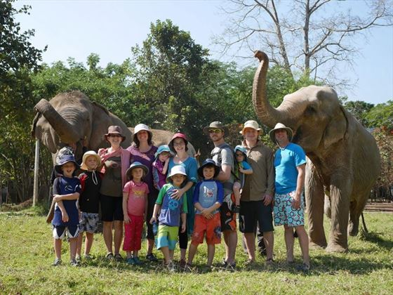Small Group Tours at Elephant Nature Park