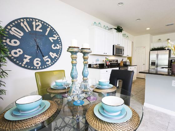 Example West Haven - Dining Area