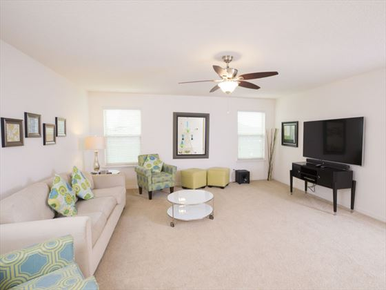 Example West Haven - Living Area