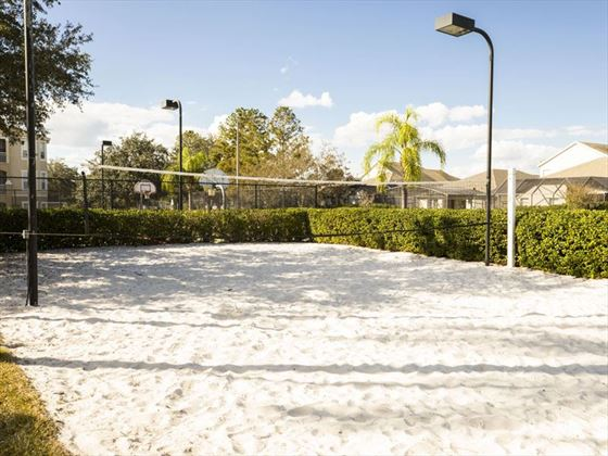 Example of Windsor Palms Home - VolleyBall Court