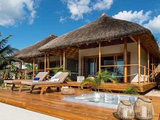 Ocean Front Suite at Zuri Zanzibar