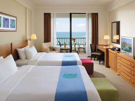 Al Waha Family Room at Shangri-La Barr Al Jissah Resort & Spa