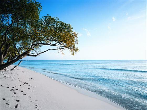 Almond Beach Resort beach views