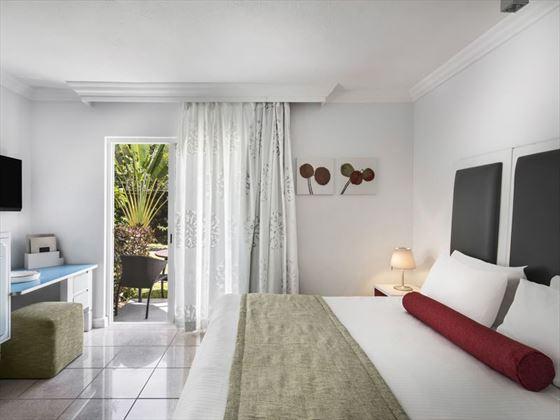 Courtyard Room at Ambre Resort & Spa