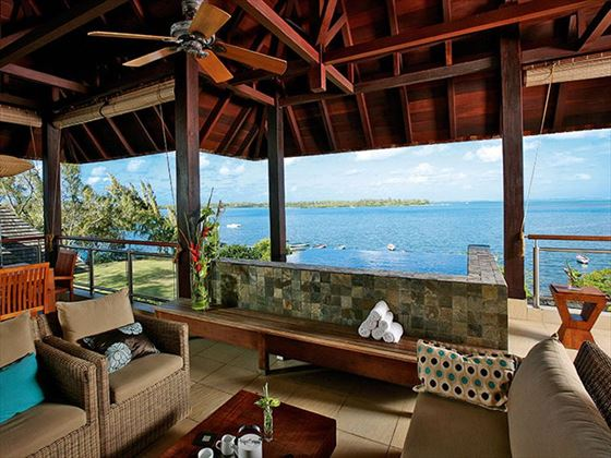 Sea View with Veranda and Private Plunge Pool Suite