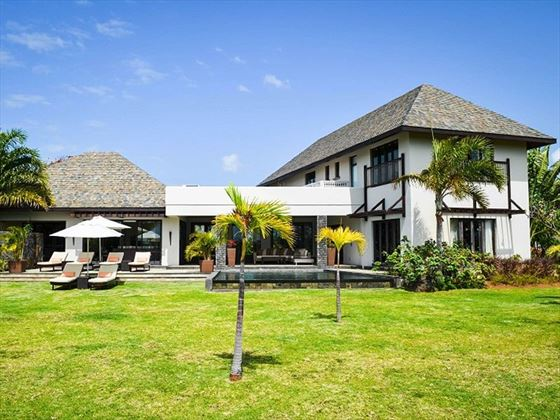 Stunning Villa accommodation at Anahita, Mauritius