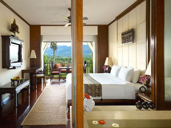 Deluxe Country View Room