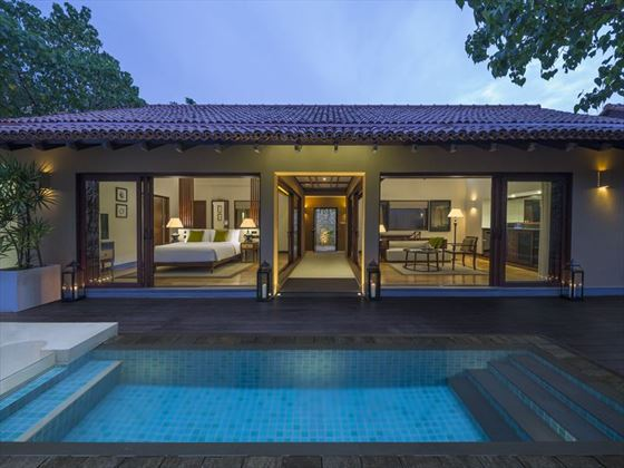One Bedroom Pool Villa at Anantara Kalutara
