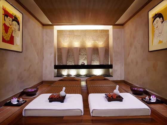Anantara Riverside spa