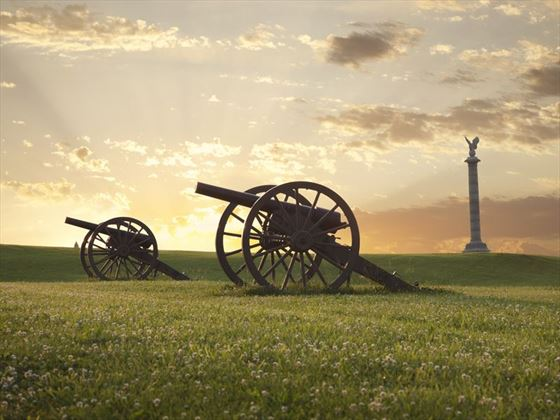 Antietam Battlefield, Maryland