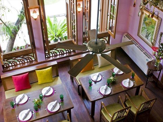 Ariyasom Villas Na Aroon restaurant