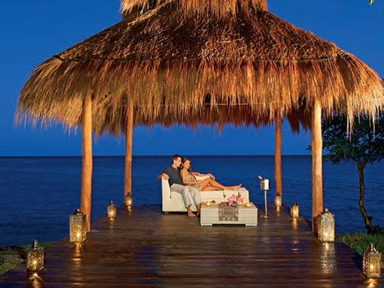 Romantic Dinner, Secrets Aura Cozumel