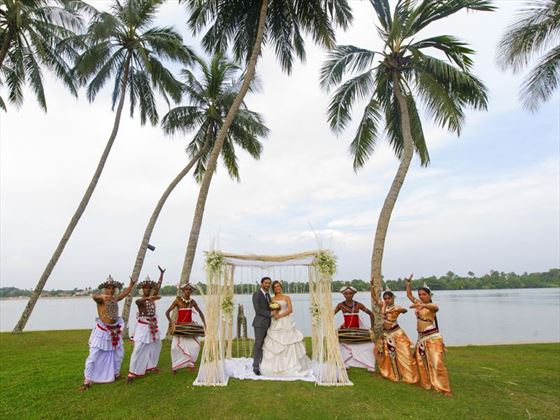 Unique weddings at AVANI Kalutara