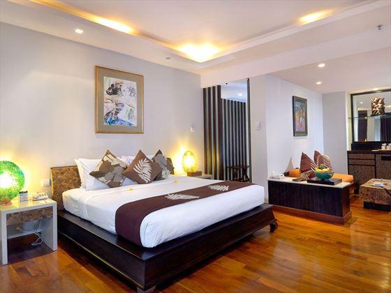 Junior Club Suite at Bali Mandira