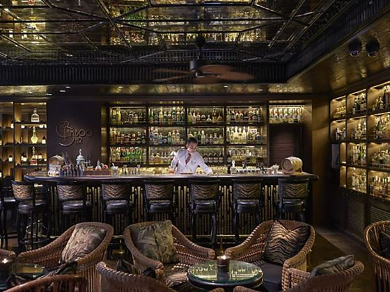 Bamboo Bar at Mandarin Oriental, Bangkok