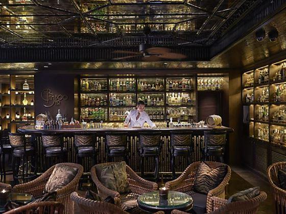 Bamboo Bar at Mandarin Oriental, Bangkok