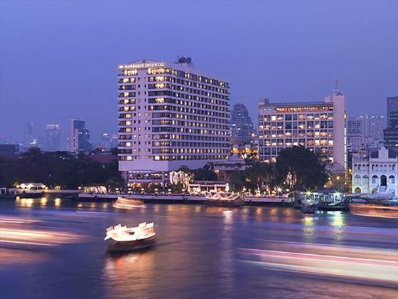 Exterior, Chao Phraya River of Kings, Mandarin Oriental, Bangkok