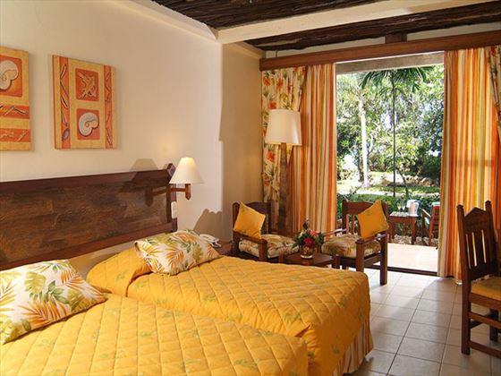 Baobab Beach Resort bedroom
