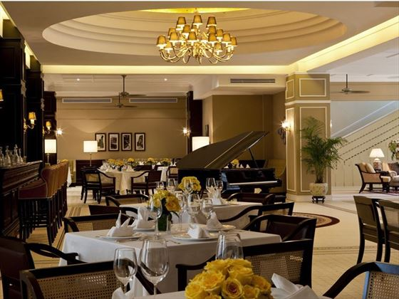 Colonial Cafe at The Majestic Hotel, Kuala Lumpur