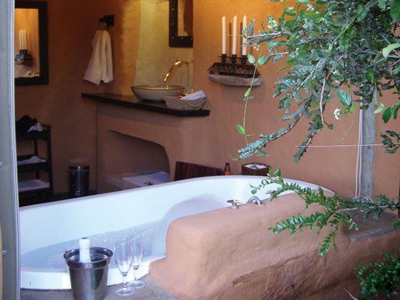 Bathroom at Amakhala Safari Lodge