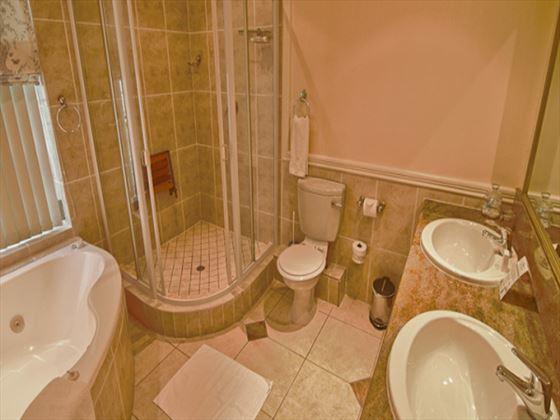 Bathroom at The Beach Hotel