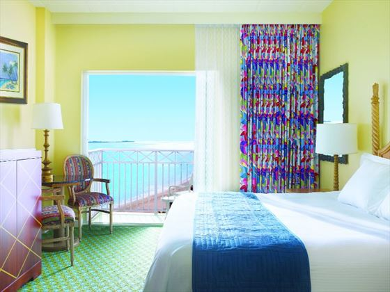 Beach Tower Standard King Room at Atlantis Paradise Island