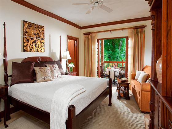Beaches Negril Resort and Spa Beachfront Three-bedroom Suite