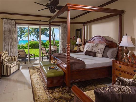 Beaches Turks and Caicos Presidential Villa Suite