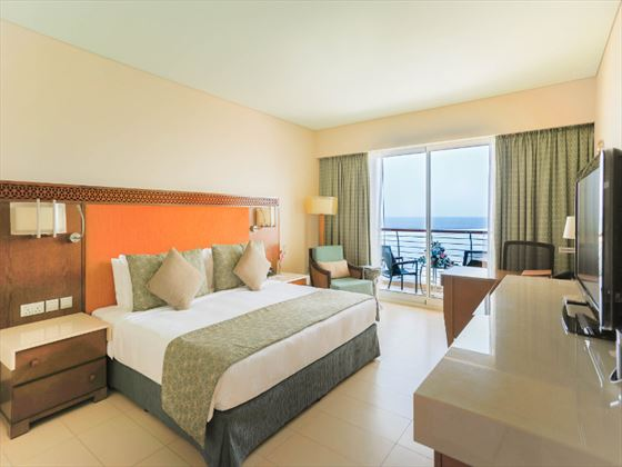 Bedroom at Millennium Resort